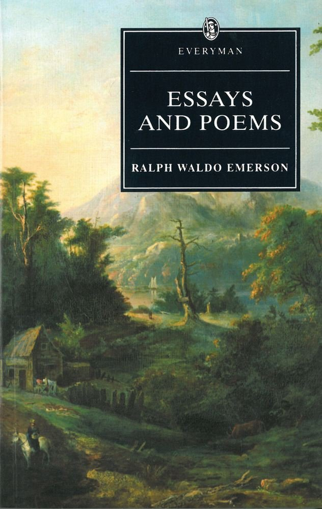 Ralph Waldo Emerson - Essays - The Transcendentalists