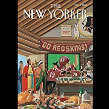 The New Yorker, December 1st 2014 (David Remnick, George Packer, Sasha Frere-Jones)  by David Remnick, George Packer, Sasha Frere-Jones Narrated by Todd Mundt
