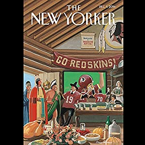 The New Yorker, December 1st 2014 (David Remnick, George Packer, Sasha Frere-Jones) | [David Remnick, George Packer, Sasha Frere-Jones]