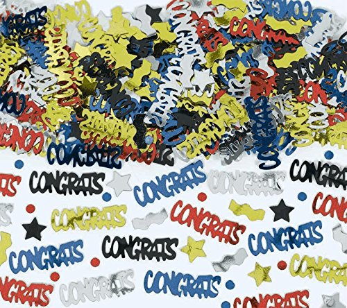 Congrats CelebrationConfetti