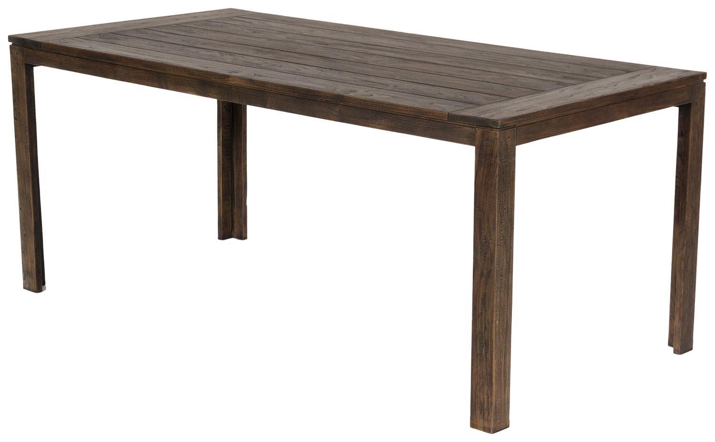 Hartman 53453100 Mondriaan Tisch 180 x 90 cm, 7 cm L-leg