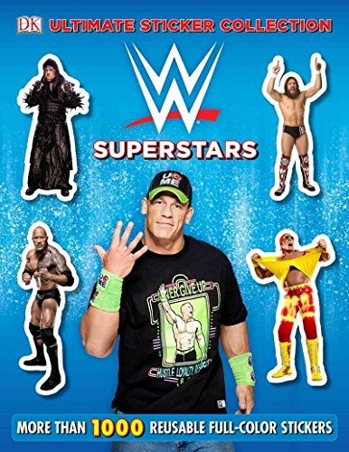 WWE Superstars (Ultimate Sticker Collection) (Wwe Superstar Edge compare prices)