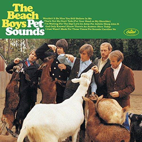 Pet Sounds [Cardboard Sleeve (mini LP)] [SHM-CD] [Limited Release]
