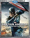 Captain America: The Winter Soldier (2-Disc Blu-ray 3D + Blu-ray + Digital HD)
