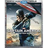 Chris Evans (Actor), Scarlett Johansson (Actor), Anthony Russo (Director), Joe Russo (Director) | Format: Blu-ray (796) Release Date: September 9, 2014   Buy new: $39.99$19.99 13 used & newfrom$14.99