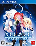 XBLAZE LOST:MEMORIES Amazon.co.jp限定 描き下ろしPC壁紙 付
