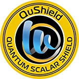 QuShield EMF Shield for EMF Protection from Cell Phones, Laptops, Tablets, Computers and Other Electronic Devices/Appliances #QSS1
