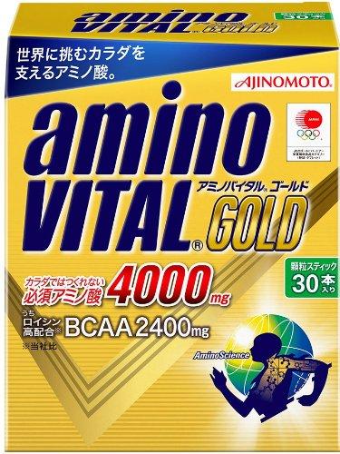 味の素「アミノバイタル」GOLD 4.7g×30