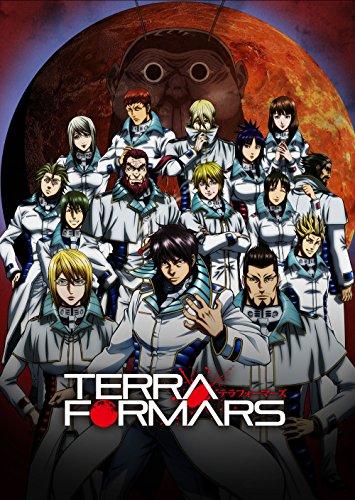 【Amazon.co.jp限定】TERRAFORMARS テラフォーマーズ Vol.1 (初回生産限定版)(オリジナルデカ缶バッチ付) [Blu-ray]