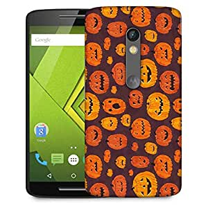 Snoogg Halloween Day Special Designer Protective Phone Back Case Cover For Moto G 3rd Generation
