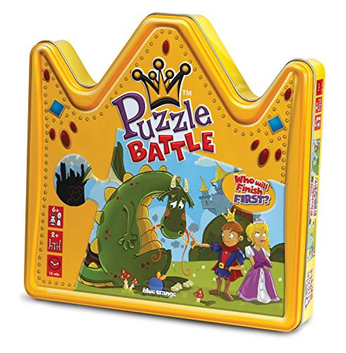 Puzzle Battle - Dragon & Princess