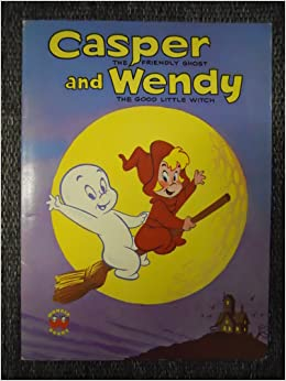 Casper the Friendly Ghost and Wendy the Good Little Witch: Amazon.com