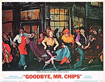 goodbye mr chips chapter 1 summary