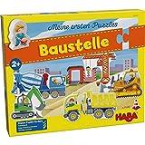 Haba 302413 Meine ersten Puzzles - Baustelle