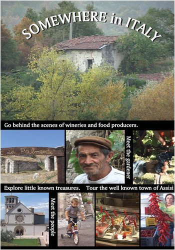 Somewhere in Italy [DVD] [Import]