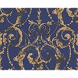 A s creation vliestapete kollektion bohemian burlesque for Tapete orientalisch blau