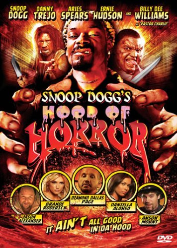 Snoop Dogg'S Hood Of Horror back-433873