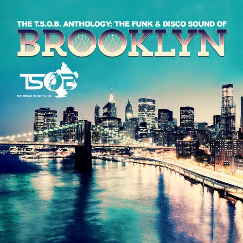 CD : VARIOUS ARTISTS - Tsob Anthology: Funk & Disco Sound Brooklyn