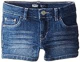 Levis Kids Girls Casual Denim Shorts