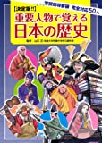学習指導要領 完全対応 50人 重要人物で覚える日本の歴史