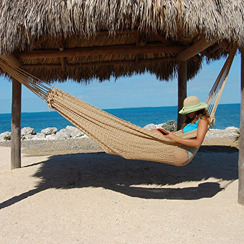 Double Mayan Hammock (tan)
