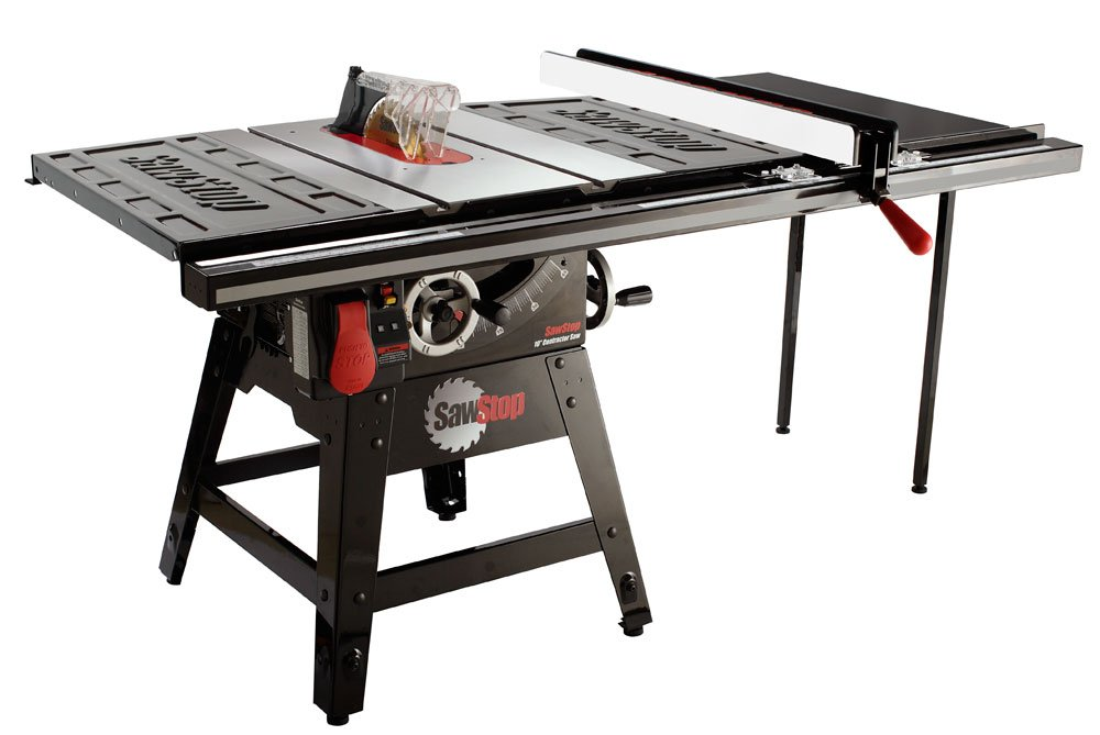 Sawstop Table Saw Dimensions Crafts
