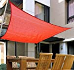 Outsunny Square 12'X12' Sun Shade Sai...