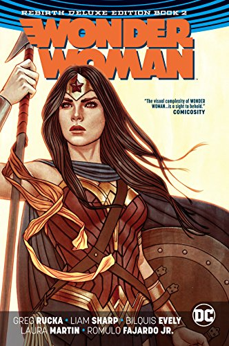 Wonder Woman: The Rebirth Deluxe Edition Book 2 [Rucka, Greg] (Tapa Dura)