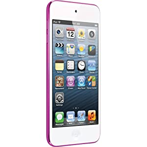 32GB Pink iPod Touch 5G black friday deal