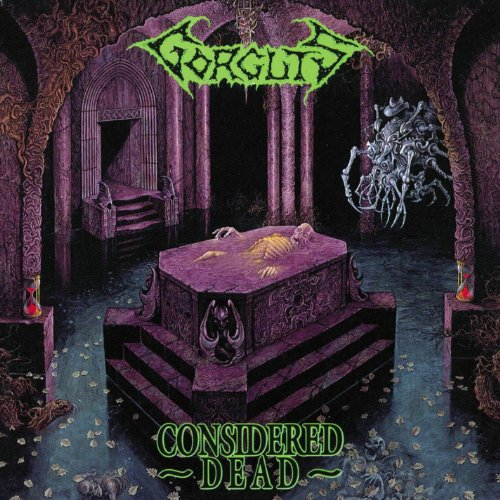 Gorguts-Considered Dead-REMASTERED-CD-FLAC-2006-CATARACT Download