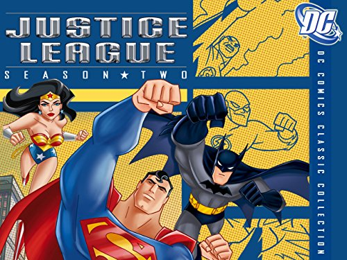 Justice League Season 2 - Season 2