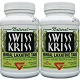 Swiss Kriss Tablets By Modern Products (2 Bottles each of 250 Tablets)