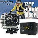 [Prime] Black 12MP Full HD 1080P Bicy...