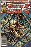 Master of Kung Fu #116 September 1982