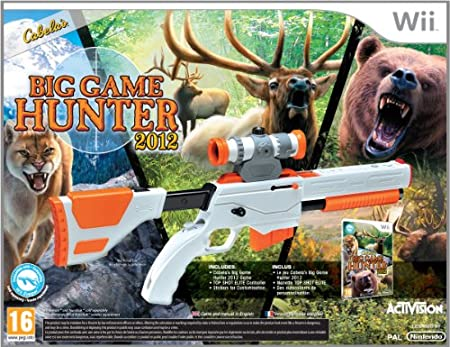 Cabela's Big Game Hunter 2012 Bundle with Gun (Wii)