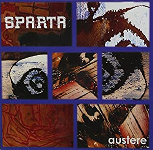 Austere (4 Tracks)