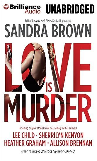 Love Is Murder written by Sandra Brown %28Editor%29