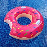 "MAGTIMES 50"" Gigantic Donut Pool Infl..."