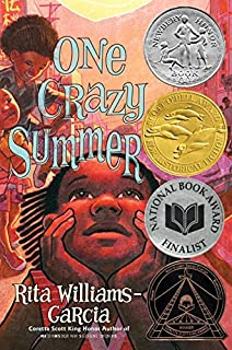 Book Cover: One Crazy Summer