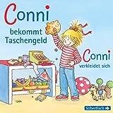 Conni bekommt Taschengeld / Conni verkleidet sich: 1 CD