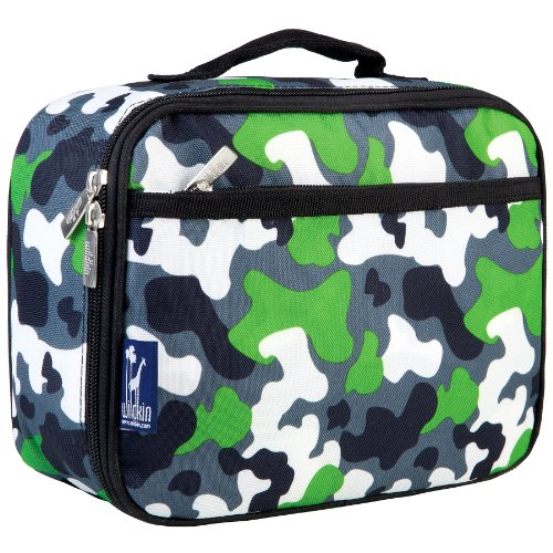 Wildkin Lunch Box - Camouflage