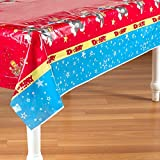 Hallmark 207024 Tom and Jerry Plastic Tablecover