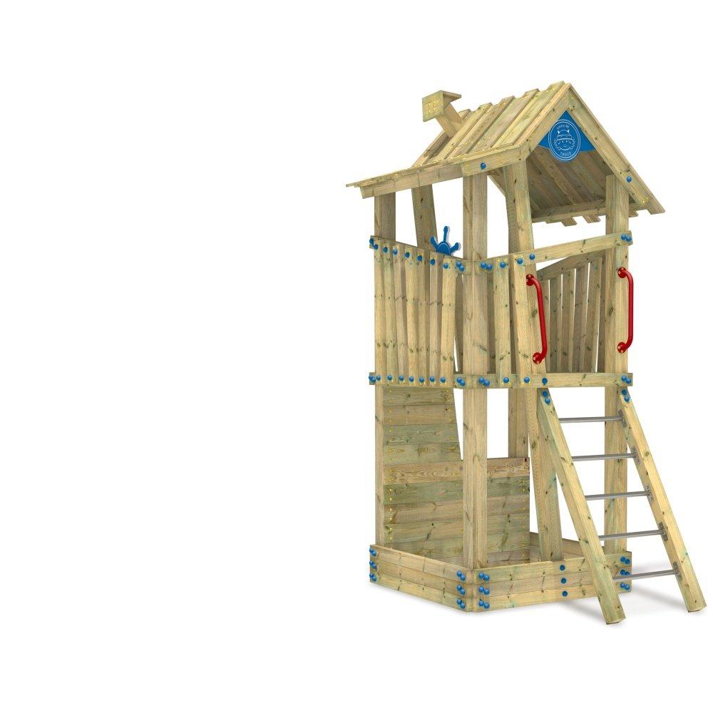 WICKEY öffentlicher Spielturm EN-1176 GIANT Treehouse für professionellen Gebrauch günstig kaufen