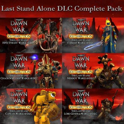 Warhammer 40k dawn of war 2 retribution download free