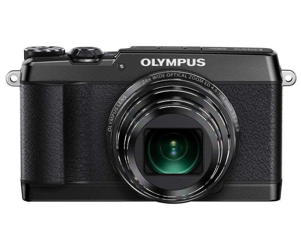 Digital Cameras OLYMPUS STYLUS SH1 BLACK 16MPIXES