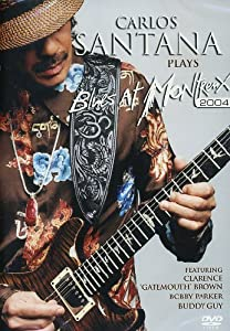Plays Blues At Montreux 2004 [DVD] [2008]