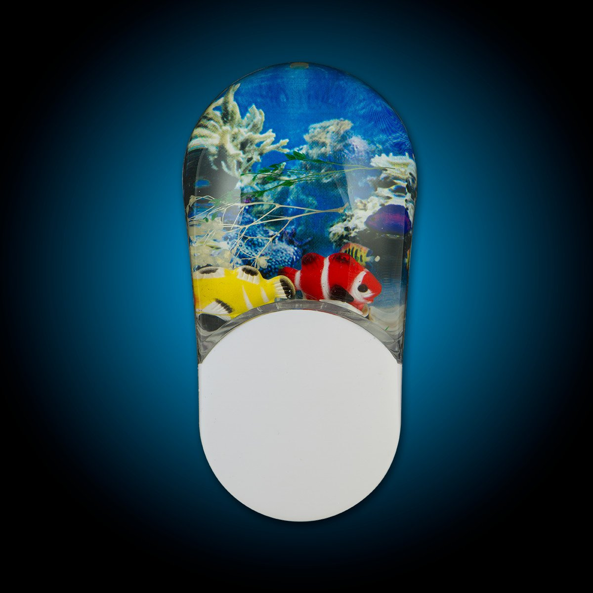 Ge Color Changing Led Night Light Tropical Fish Ebay