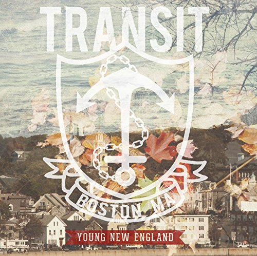 CD : Transit - Young New England (CD)