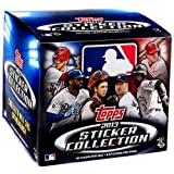 Topps T13BBSTR 2013 Retail Stickers