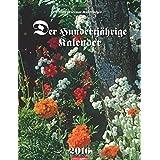 hundertjähriger kalender wetter 2016